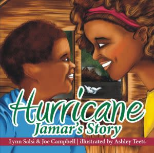 Award-Winning Children's book — Hurricane; Jamar's Story