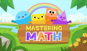 Award-Winning Children's book — ABCmouse Mastering Math