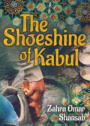 Award-Winning Children's book — The Shoeshine of Kabul