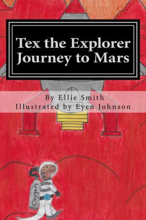 Award-Winning Children's book — Tex the Explorer