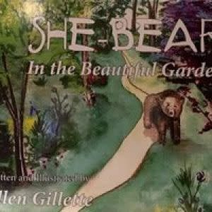 Award-Winning Children's book — She-Bear in the Beautiful Garden