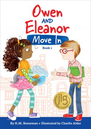 Award-Winning Children's book — Owen & Eleanor Move In