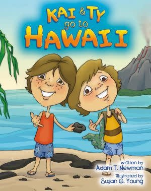 Award-Winning Children's book — Kai and Ty Go to Hawaii