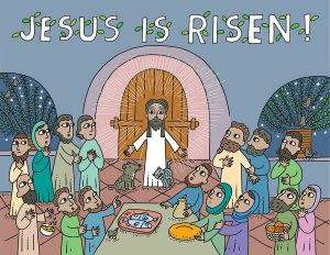 Award-Winning Children's book — Jesus is Risen!