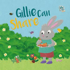 Award-Winning Children's book — Gillie Can Share