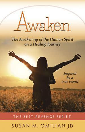 Award-Winning Children's book — Awaken - The Awakening of the Human Spirit on a Healing Journey