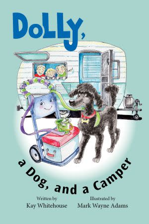 Award-Winning Children's book — Dolly, a Dog, and a Camper