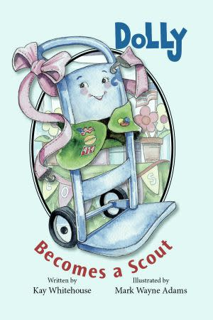 Award-Winning Children's book — Dolly Becomes a Scout