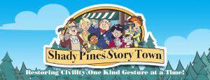 Award-Winning Children's book — Shady Pines(tm) Story Town