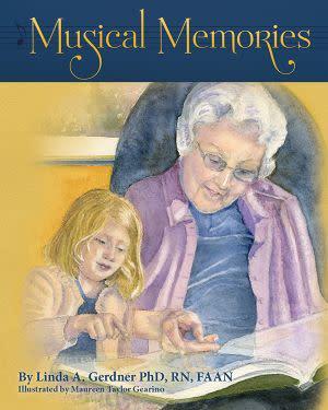 Award-Winning Children's book — Musical Memories