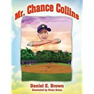 Award-Winning Children's book — Mr Chance Collins