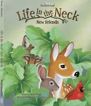 Award-Winning Children's book — Book 1 Life in the Neck