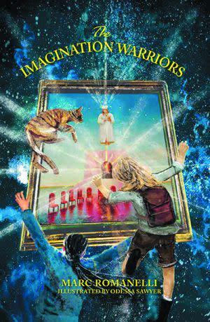 Award-Winning Children's book — The Imagination Warriors