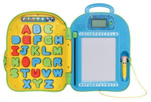 Award-Winning Children's book — Go-with-Me ABC Backpack™
