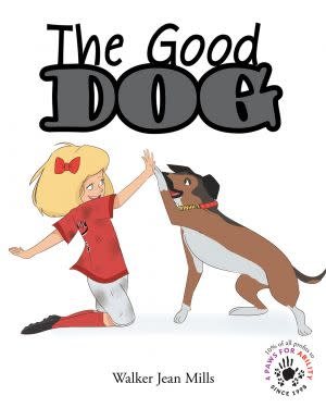Award-Winning Children's book — The Good Dog