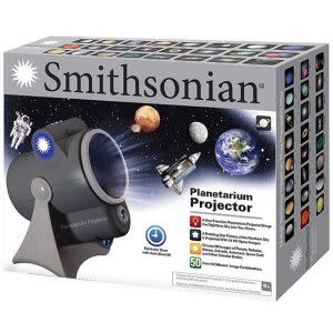 Award-Winning Children's book — SMITHSONIAN PLANETARIUM PROJECTOR
