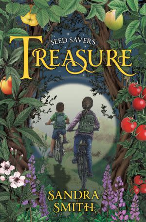 Award-Winning Children's book — Seed Savers - Treasure