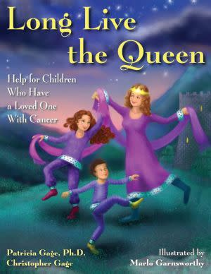 Award-Winning Children's book — Long Live the Queen