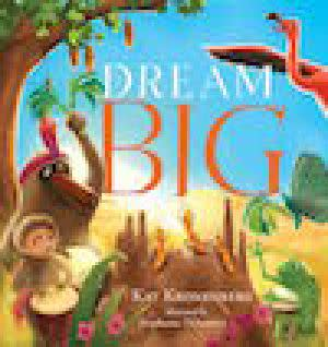 Award-Winning Children's book — Dream BIG