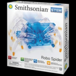 Award-Winning Children's book — SMITHSONIAN ROBO SPIDER