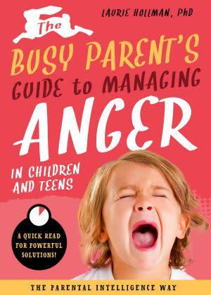 Award-Winning Children's book — The Busy Parent's Guide to Managing Anger in Children and Teens