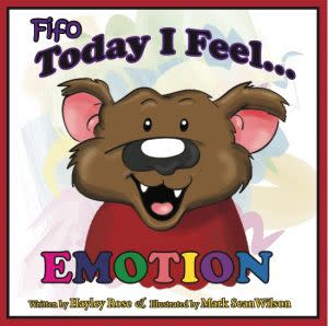 Award-Winning Children's book — Fifo Today I Feel Emotion