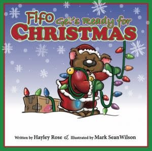 Award-Winning Children's book — Fifo Gets Ready for Christmas