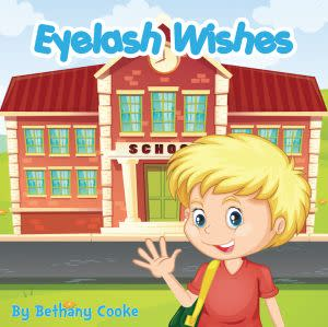 Award-Winning Children's book — Eyelash Wishes