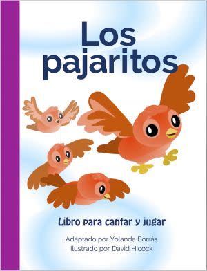 Award-Winning Children's book — Los Pajaritos