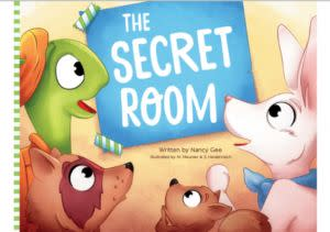 Award-Winning Children's book — The Secret Room