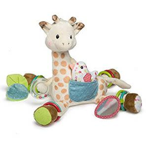 Award-Winning Children's book — Sophie la girafe Activity Toy