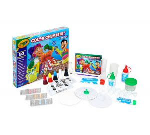 Award-Winning Children's book — Crayola Color Chemistry Lab Set