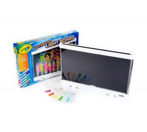 Award-Winning Children's book — Crayola Ultimate Light Board