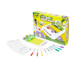 Award-Winning Children's book — Crayola Silly Scents Sticker Maker