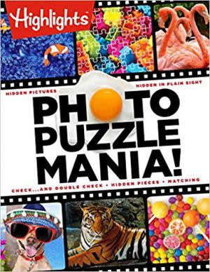 Award-Winning Children's book — Photo Puzzlemania™