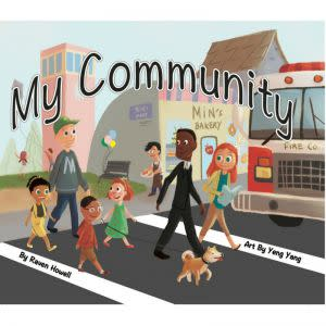 Award-Winning Children's book — My Community