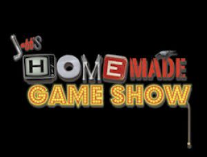 Award-Winning Children's book — Jeff's Homemade Game Show
