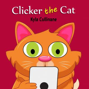Award-Winning Children's book — Clicker the Cat