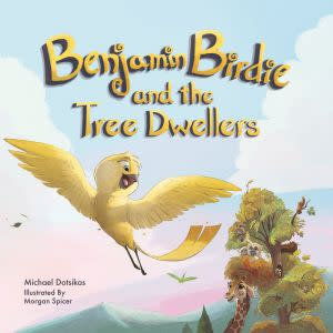 Award-Winning Children's book — Benjamin Birdie and the Tree Dwellers