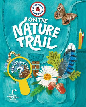 Award-Winning Children's book — Backpack Explorer: On the Nature Trail