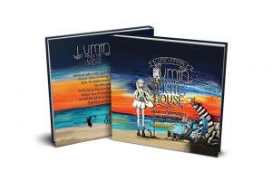 Award-Winning Children's book — Lumin Empire: Lumin Finds the Lighthouse