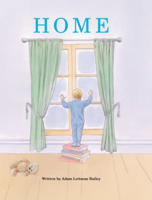 Award-Winning Children's book — HOME