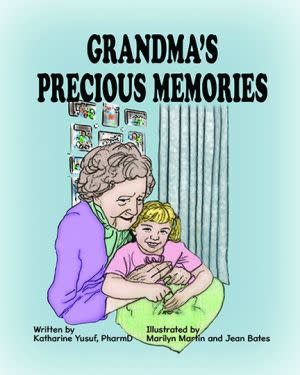 Award-Winning Children's book — Grandma's Precious Memories