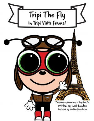 Award-Winning Children's book — Tripi Visits France