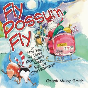Award-Winning Children's book — Fly Possum Fly