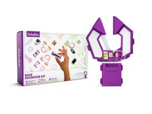 Award-Winning Children's book — littleBits Base Inventor Kit