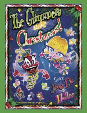 Award-Winning Children's book — The Glimmers Save Christmas