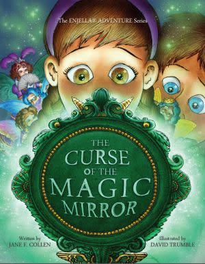 Award-Winning Children's book — The Curse of the Magic Mirror