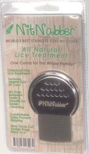 Award-Winning Children's book — NitNabber - World's Best Stainless Steel Nit Comb