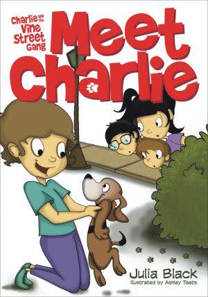 Award-Winning Children's book — Charlie & the Vine Street Gang: Meet Charlie